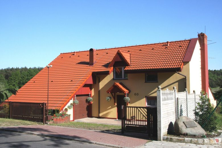 Dom w Czerwonaku. Grunt 4153m2