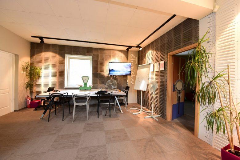 Biuro w Centrum. Ostrów Tumski