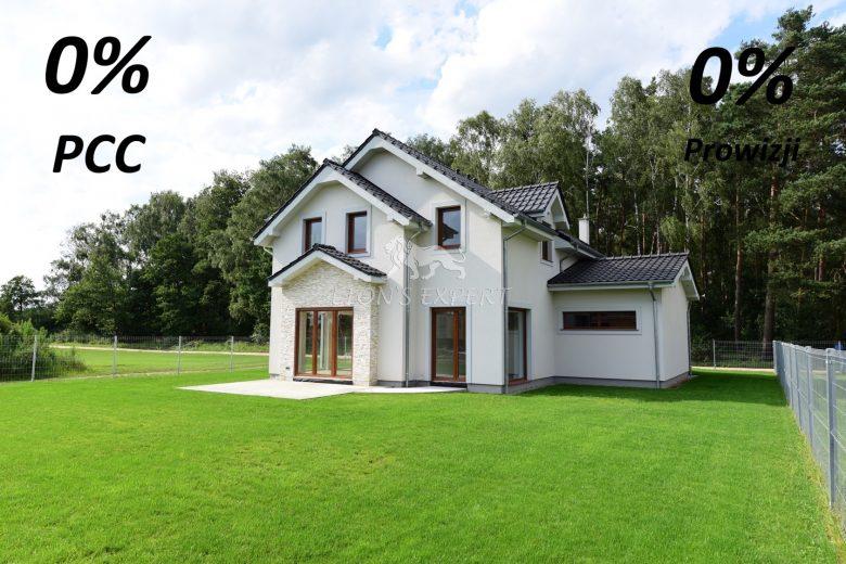 Kaźmierz – luksusowy dom na skraju lasu –  gotowy do wprowadzenia się!