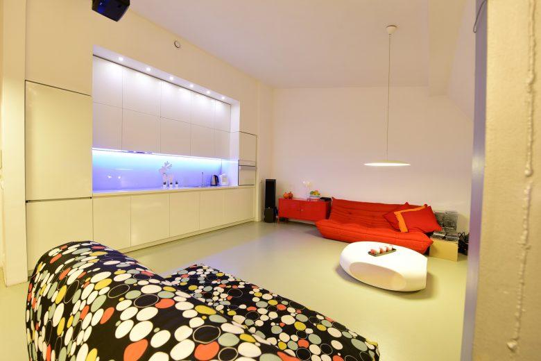 Górczyn – nowoczesne i przestronne mieszkanie – loft + garaż